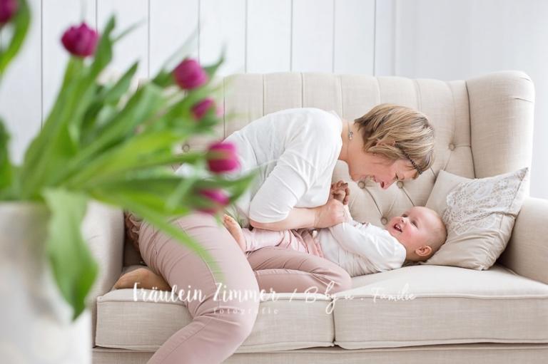 liebevolle Familienfotos in Leipzig