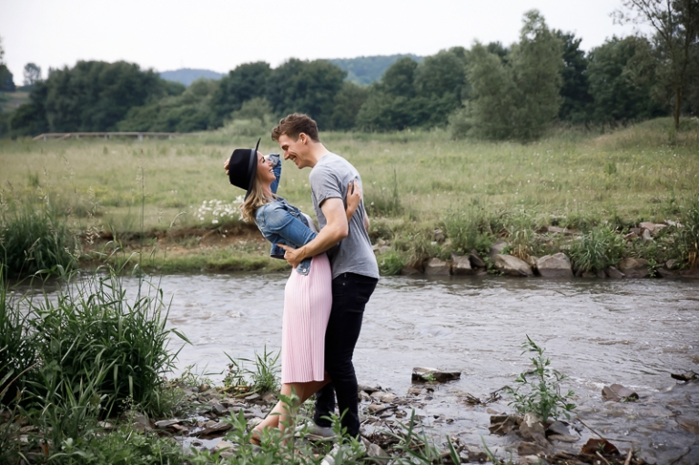 Paarfotos und Verlobungsfotos Leipzig
