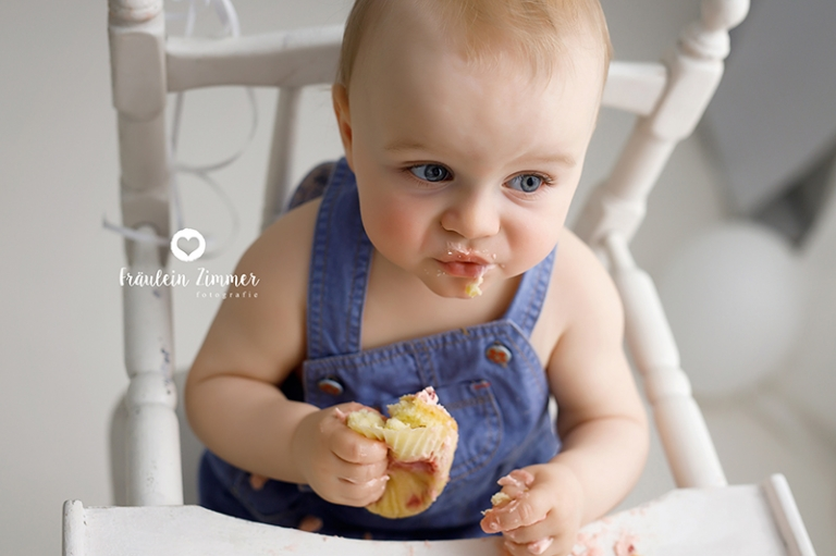 Babyshooting zum ersten Geburtstag