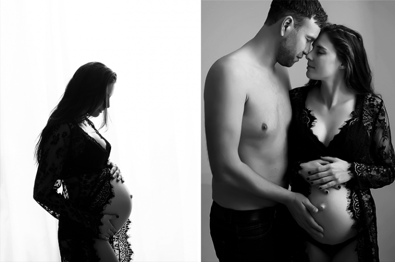 sinnliche Bilder von Deiner Schwangerschaft
